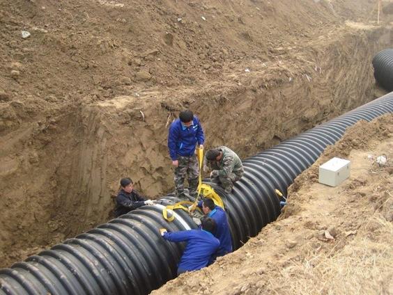 重庆排污水管