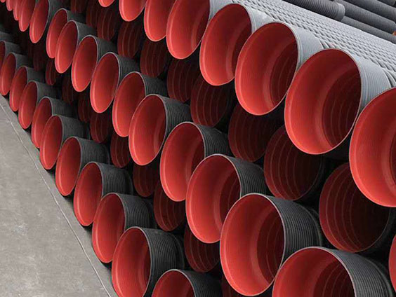 聚乙烯双壁波纹管